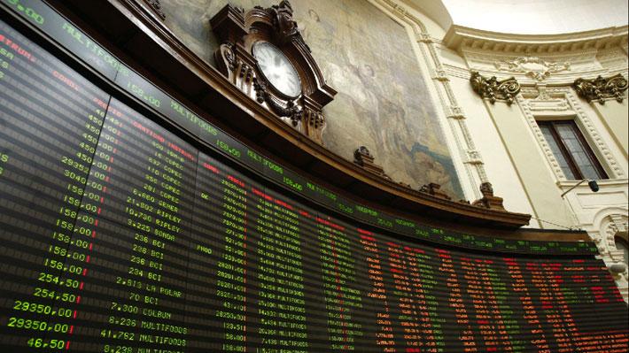 La peor baja anual en cinco años: Bolsa de Santiago anota caída de 8,3% en 2018