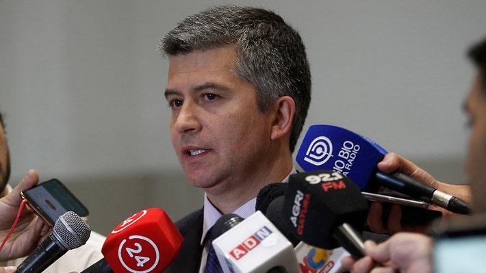 Interpol asegura haber estado siguiendo los pasos del ex frentista Muñoz Hoffman en EE.UU. hace una semana