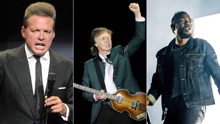 Los 15 conciertos nacionales e internacionales que abrirán   el 2019 en Chile