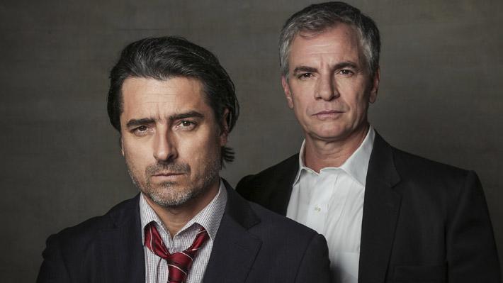 Teleserie nocturna que protagonizará Álvaro Rudolphy y Jorge Zabaleta abordará el mundo del poder político y las influencias