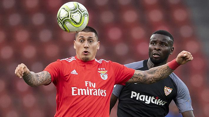 Continúa el drama de Nicolás Castillo: Otra vez no fue citado en el Benfica y ahora es vinculado con equipo español