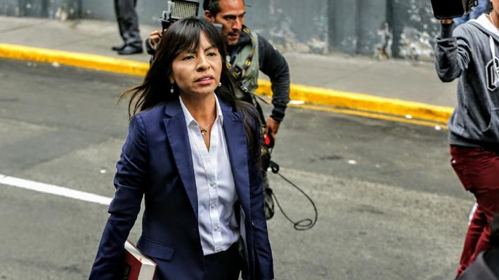 Fiscalía afirma que abogada de Keiko Fujimori armó testimonios de falsos aportantes