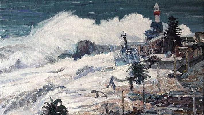 Parque Cultural de Valparaíso denuncia el robo de 50 obras del artista visual Álvaro Oyarzún