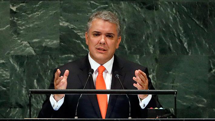 Canciller de Colombia denuncia supuesto plan para atentar contra la vida del Presidente Iván Duque