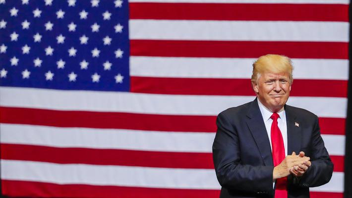 El muro prometido por Trump podría no ser todo de concreto, revelan colaboradores de su gobierno