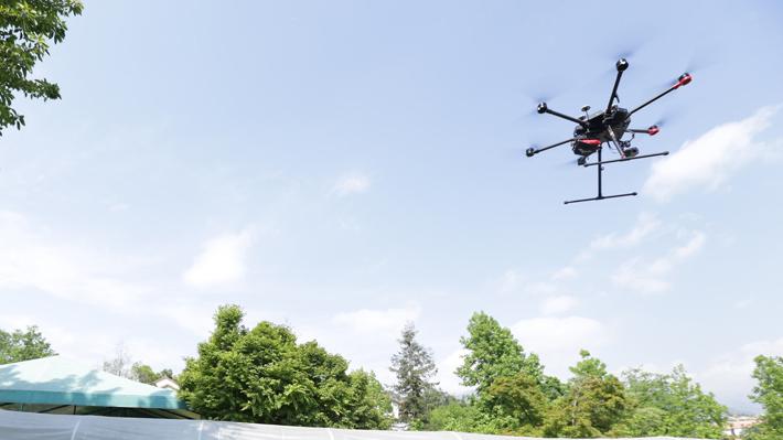 Al menos una docena de municipios ya cuenta con drones para aumentar la vigilancia en sus zonas céntricas