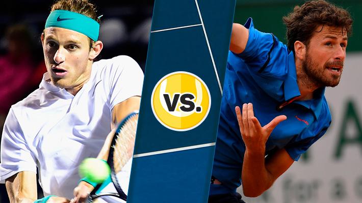 Repase la victoria de Jarry en su estreno en el ATP de Doha