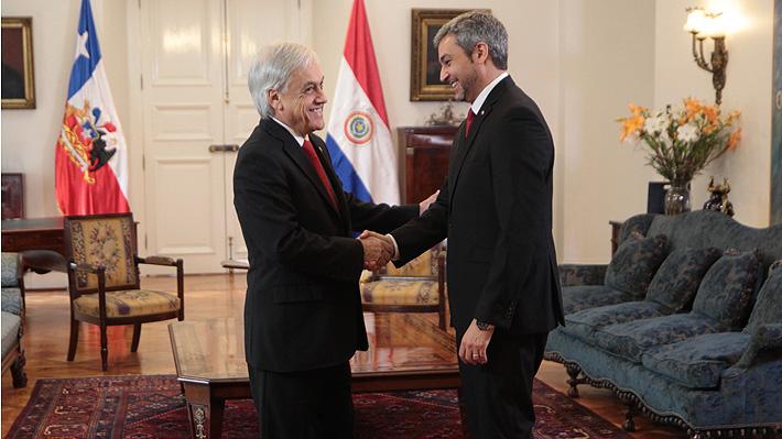 Quién es el Presidente paraguayo con el que Piñera sostendrá una inusual reunión bilateral