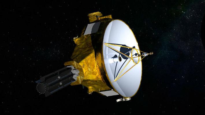 La sonda de la NASA New Horizons se aproximará en Año Nuevo al objeto más distante del Sistema Solar jamás explorado