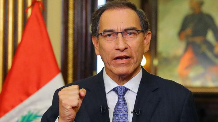 Caso Odebrecht: Presidente de Perú adelanta regreso desde Brasil tras destitución de fiscales