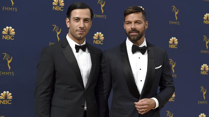 """Ricky Martin anunció el nacimiento de su primera hija junto a su pareja: """"Estamos completamente enamorados"""""""