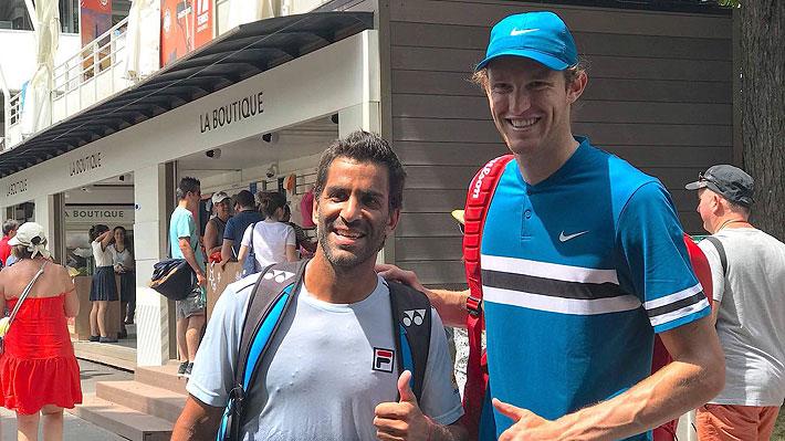 Volverá a medirse con Haase: Jarry y el argentino González avanzan a cuartos en el dobles del ATP de Doha