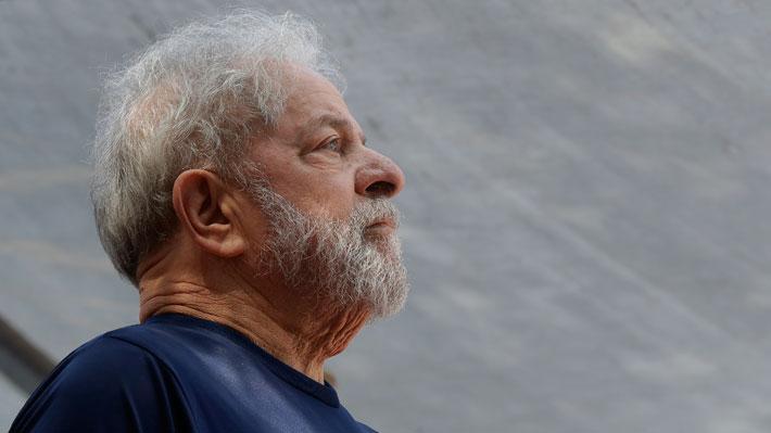 """Lula da Silva en el día de la investidura de Jair Bolsonaro: """"Será un año de mucha resistencia y lucha"""""""