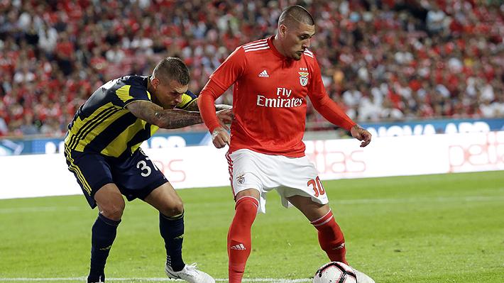 Nicolás Castillo se aferra a Europa: Le habría pedido al Benfica rechazar millonarias ofertas desde México