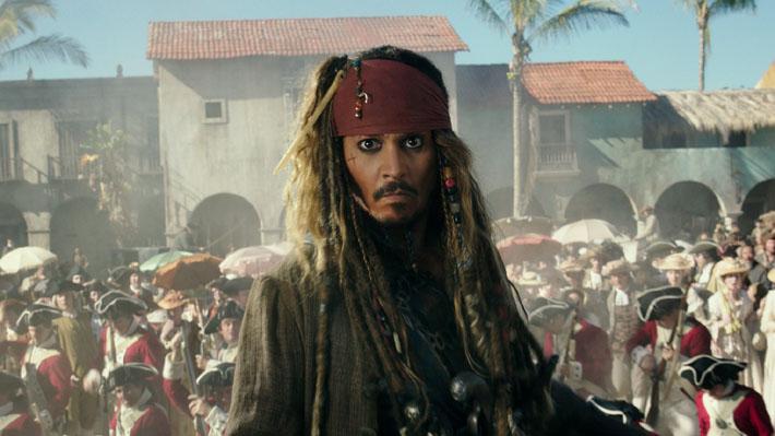 """La millonaria suma que ahorrará Disney dejando fuera a Johnny Depp de """"Piratas del Caribe"""""""