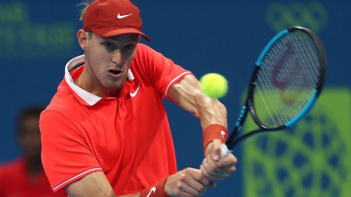 Jarry sucumbe ante un contundente Wawrinka y cae en octavos del ATP de Doha