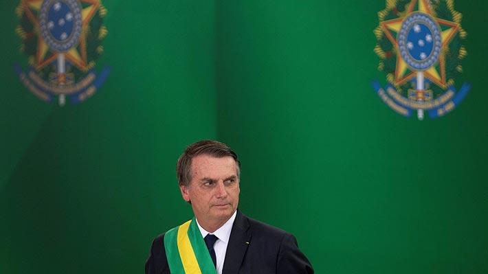 Los primeros decretos económicos de Bolsonaro: Subir sueldo mínimo y reforma de pensiones