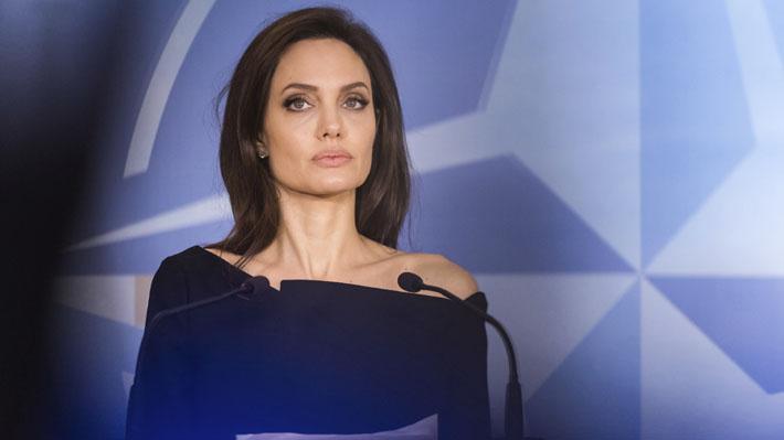 """Angelina Jolie no cierra las puertas a iniciar una carrera política: """"Iré donde me necesiten"""""""