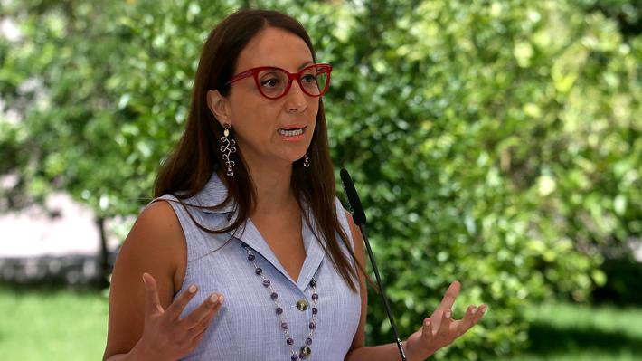 """Gobierno cuestiona a Boric por posar con polera de Jaime Guzmán y critica sus """"conductas reiteradas"""""""