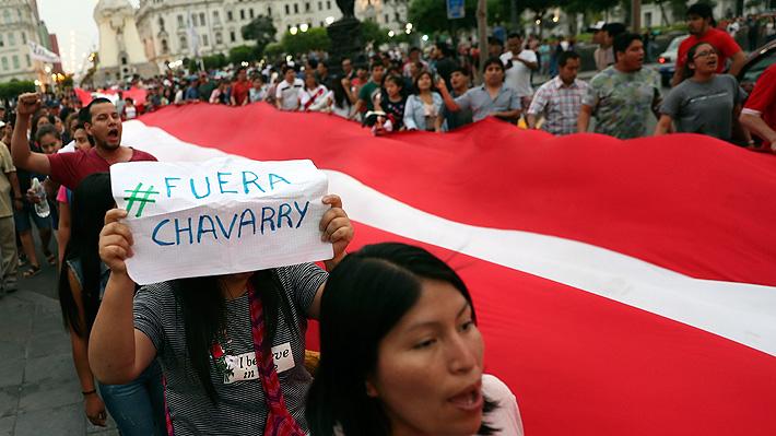 Perú: Persecutores designados por fiscal general para equipo del caso Lava Jato declinan participar en él
