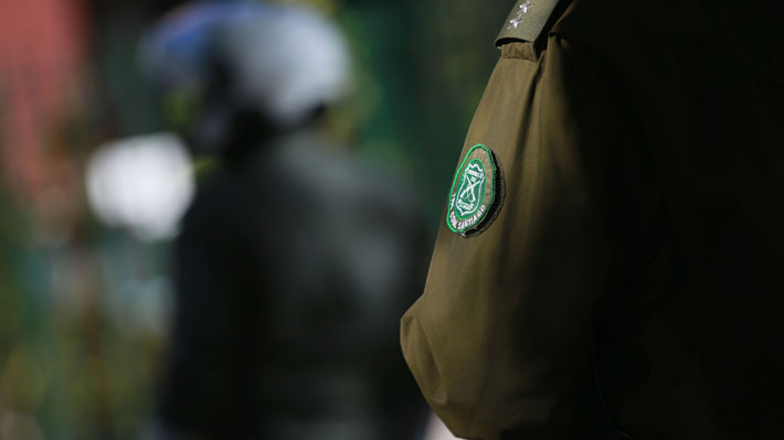 Encapuchados disparan a carabineros que resguardaban parcela en La Araucanía