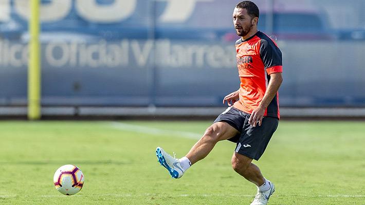 Manuel Iturra tendrá que buscar otro club tras desvincularse del Villarreal