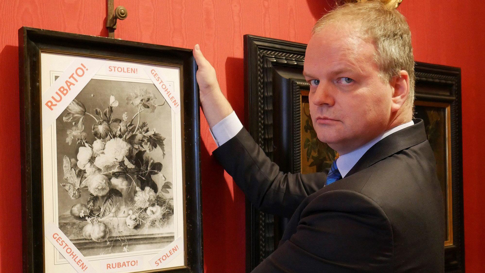 Galería Uffizi de Florencia pide a Alemania la devolución de pintura robada por soldados nazis