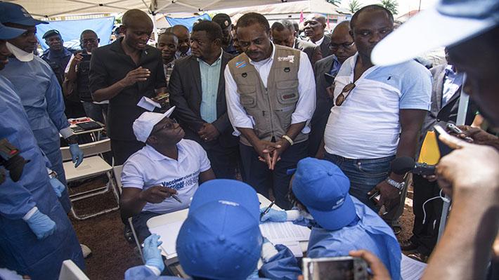 El Congo enfrenta el segundo brote de ébola más mortal de su historia con 366 fallecidos