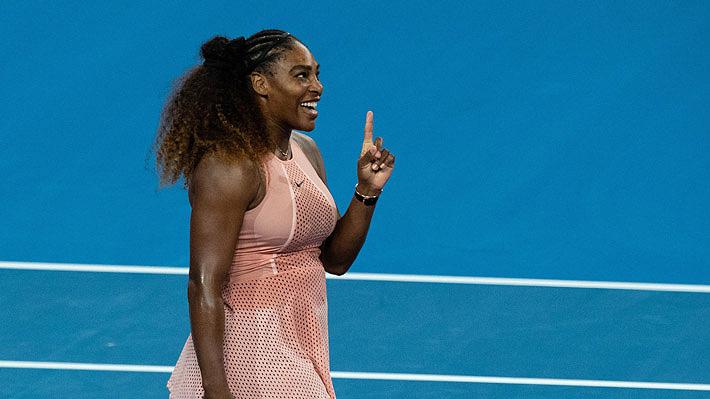 Serena Williams entregó inspirador mensaje acerca de la maternidad y el trabajo