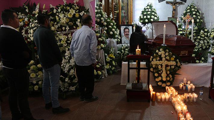 Asesinan a alcalde mexicano dos horas después de haber asumido el cargo