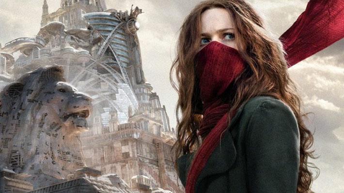 """Máquinas mortales"", el filme de aventura épica que llega este jueves a la cartelera nacional"