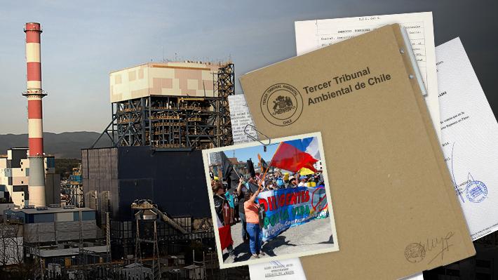 El historial de conflictos ambientales de la termoeléctrica Bocamina en Lota y Coronel