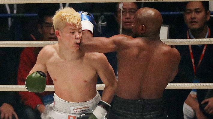 """Mira cómo Floyd Mayweather presume de la fortuna ganada por vencer al """"Ninja Japonés"""""""