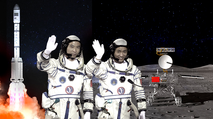 Seis décadas de historia: El recorrido de la carrera espacial de China