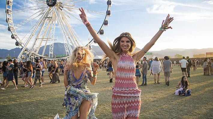 Coachella, el festival de música y moda que nació con la intención de revivir Woodstock