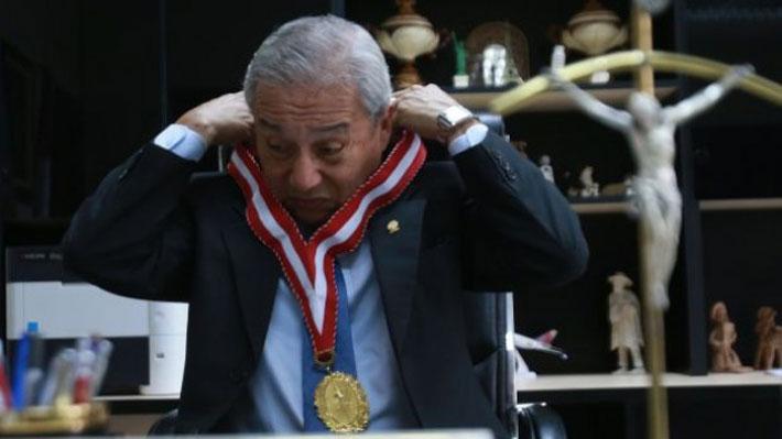 Corrupción y blindaje político: El escándalo que tiene al fiscal general de Perú en la cuerda floja por caso Odebrecht