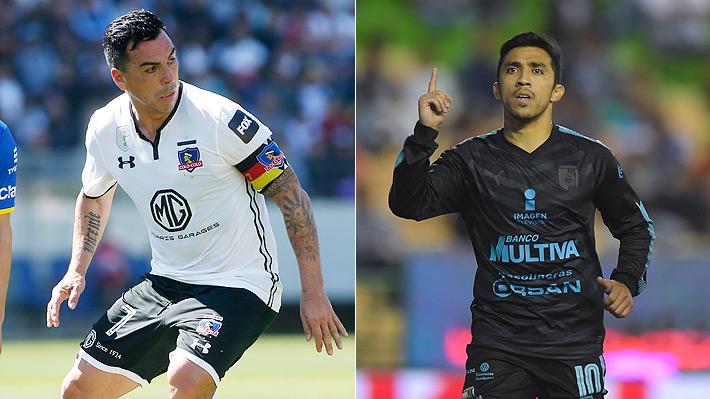 Esteban Paredes aprueba una posible llegada de Edson Puch a Colo Colo y niega que su pasado en la U sea un problema