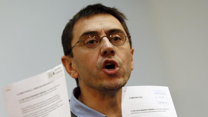 El ideólogo de Podemos que compartirá con Beatriz Sánchez en foro del FA: Asesoró a Chávez y apoya la demanda boliviana
