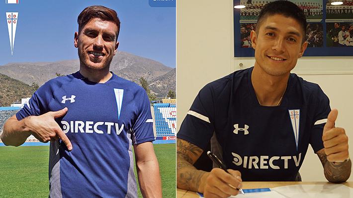 Son dos defensores: Católica oficializa a sus primeros refuerzos para la próxima temporada