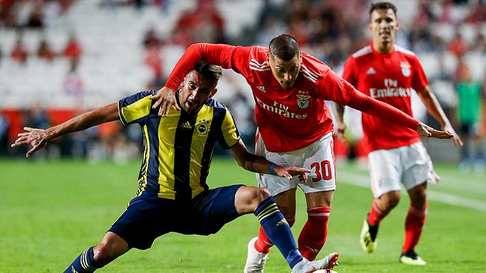 El nuevo escenario que se le abre a Nicolás Castillo en el Benfica tras la salida del DT Rui Vitória