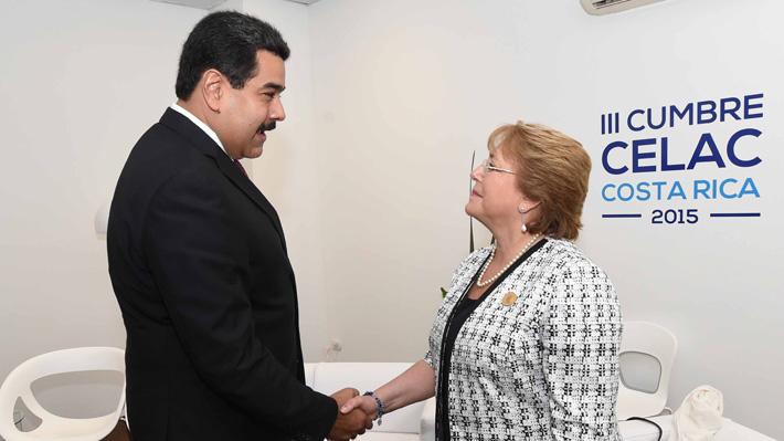 ONU confirma que gobierno de Maduro invitó formalmente a Bachelet a Venezuela