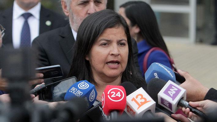 Abbott descarta conflicto de interés y mantiene a fiscal Marcela Cartagena en casos de contaminación en Quintero y Puchuncaví