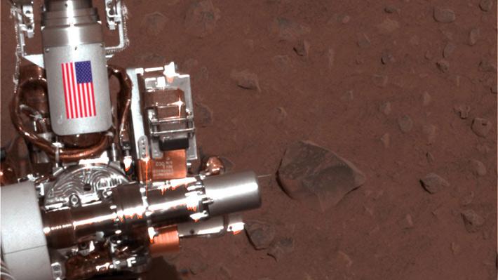 Spirit, el primer rover en Marte, llegó hace 15 años al planeta rojo