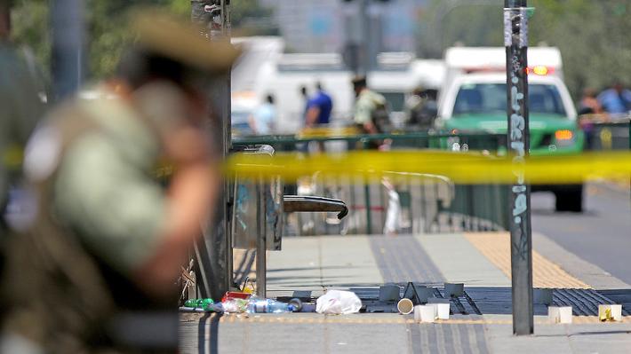 """Víctima de explosión y pareja de herida grave: """"Cuando intenté manipular el artefacto, detonó"""""""