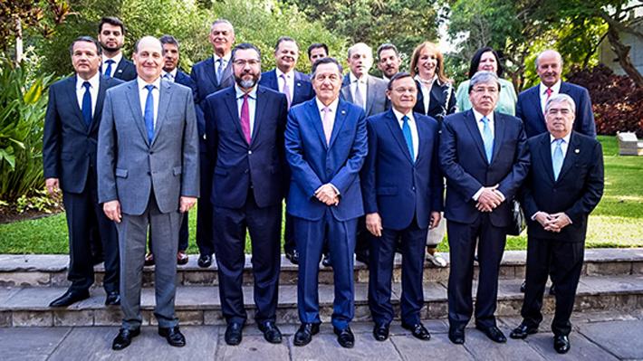 Grupo de países liderado por Chile analiza opción de denunciar violaciones a los DD.HH. en Nicaragua ante la ONU