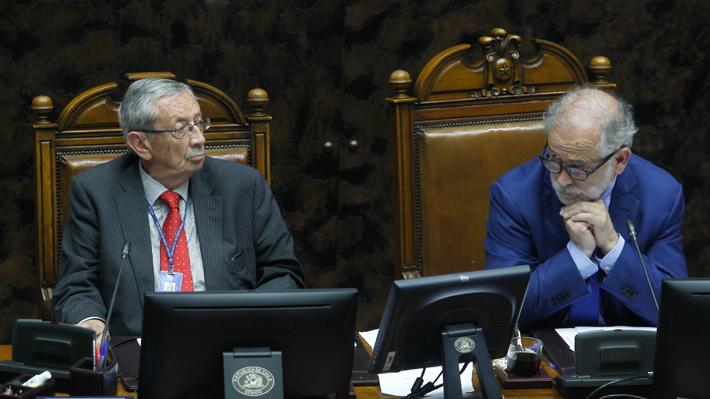 Asociación de Funcionarios del Senado se enfrenta a Montes por su plan para modernizar la institución