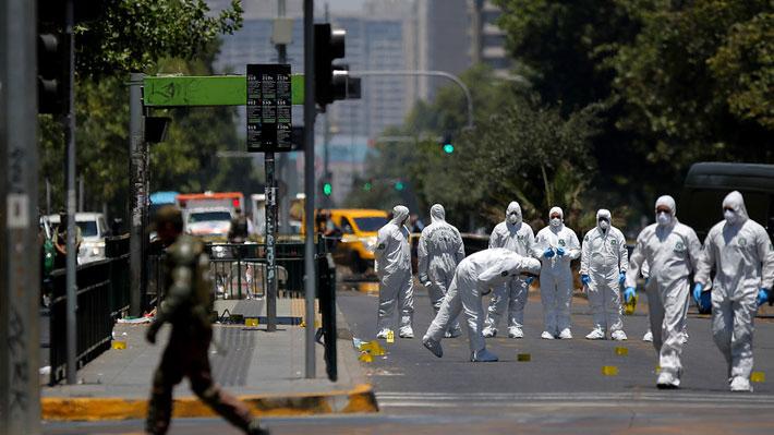 """""""ITS"""": El grupo """"ecoterrorista"""" que se adjudicó la explosión en Santiago y que la fiscalía tiene bajo la mira"""