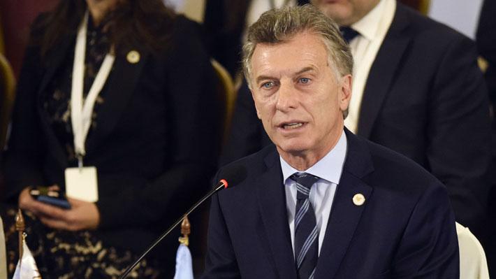 La prima de riesgo argentina arrancó el 2019 con el índice más alto en cinco años