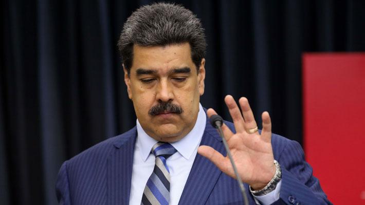 """EE.UU. desacredita al """"corrupto y autoritario"""" Maduro, y dice que el Parlamento es la única institución legítima en Venezuela"""