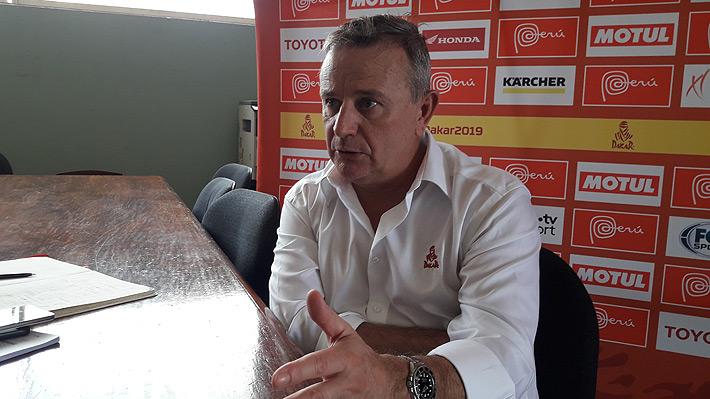Jefe del Dakar admite negociaciones para que el Rally regrese a Chile, pero asegura que aún hay trabas